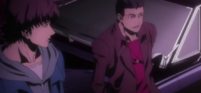 Dean and Sam (Anime) at the end of episode 20.PNG