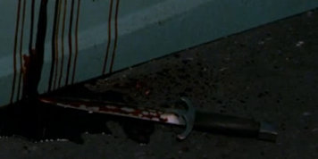 Charlie's knife