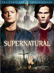 Supernatural season 4 dvd.jpg
