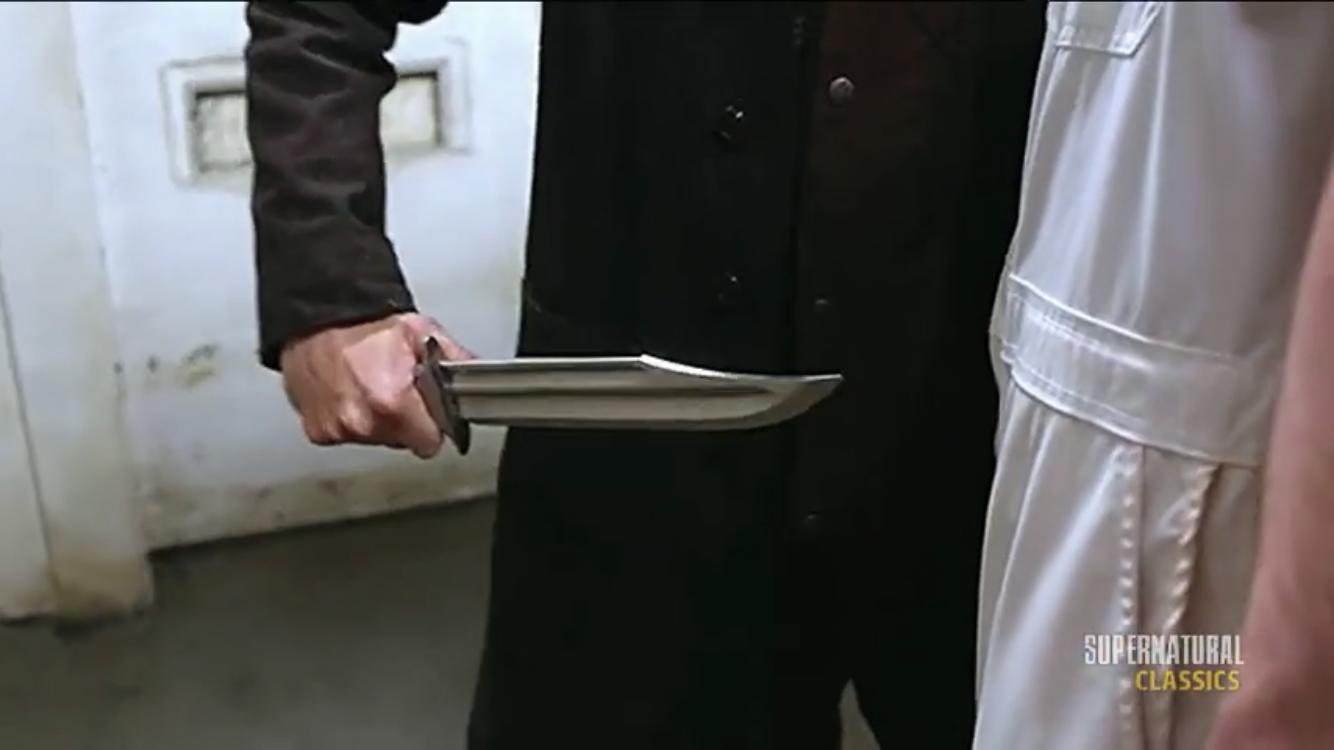 Cain's knife