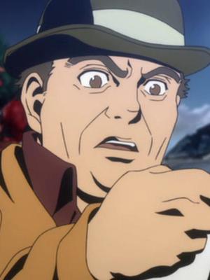 Bobby Singer (Anime Series)