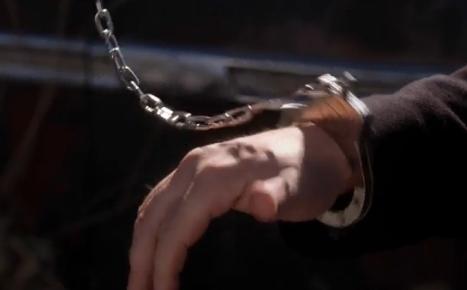 Сверхъестественные наручники