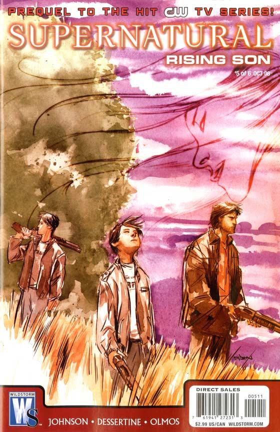 Supernatural: Rising Son Issue 5