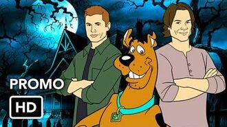 "Supernatural_13x16_Promo_""ScoobyNatural""_(HD)_Season_13_Episode_16_Promo_-_Scooby-Doo_Crossover"