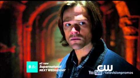 """Supernatural 8x19 Promo 1 """"Taxi Driver"""" (HD)"""