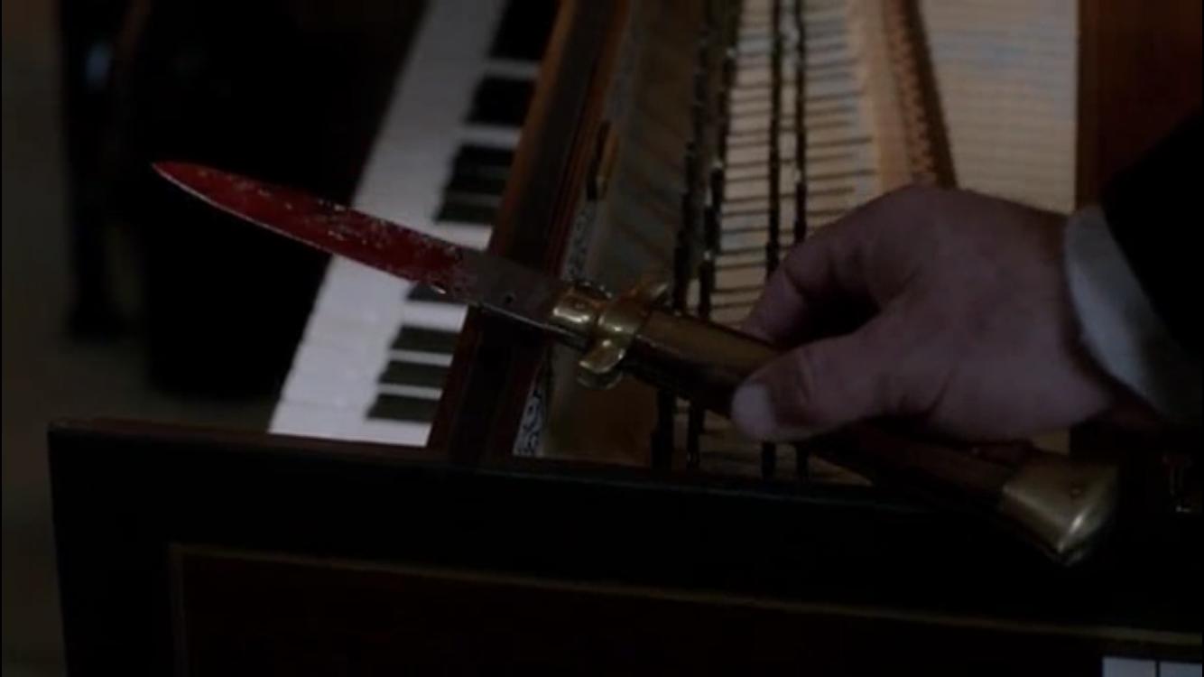 Andrea's knife