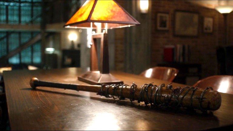 John Winchester's baseball bat