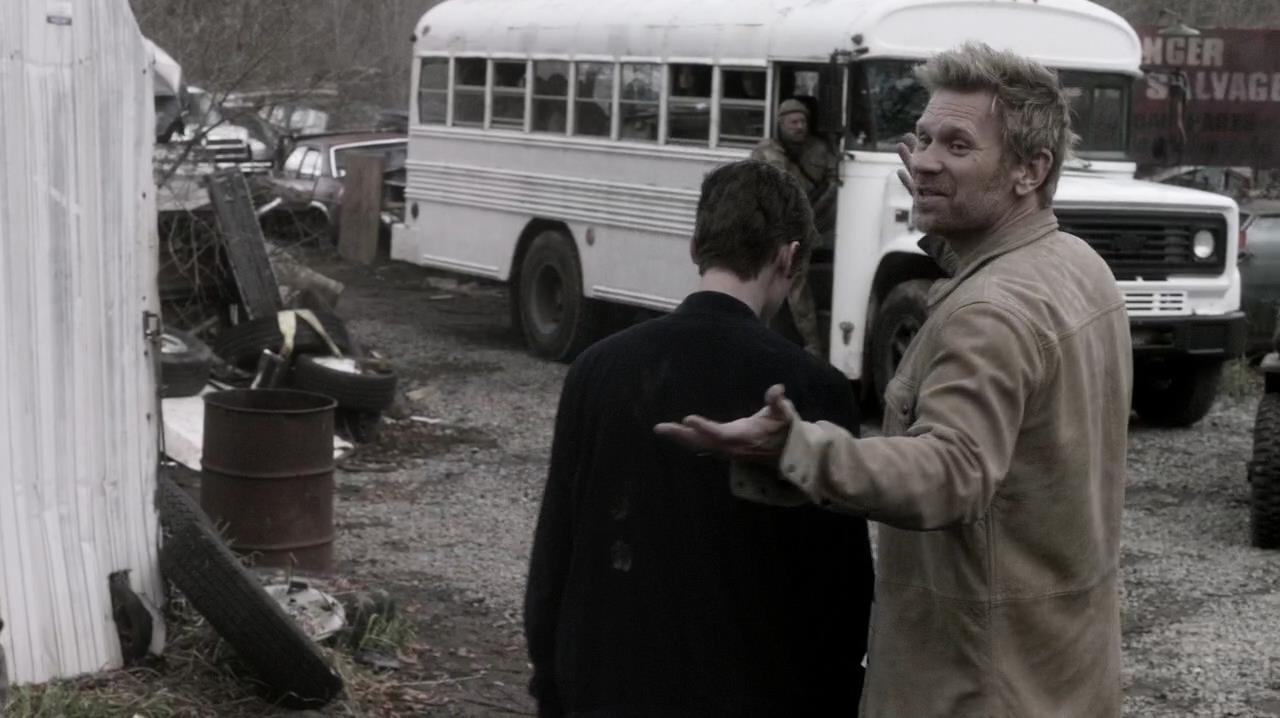 Bobby's bus