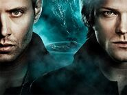 Supernatural bannière saison 9