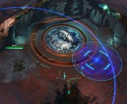 Talo'thrix Skill Image Tunneling Force or Deadly Tremor