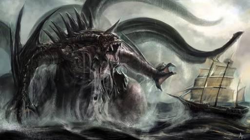 Fisiologia de Kraken