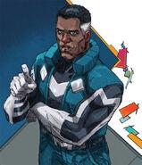 Marvel Comics Adam Bernard Brashear