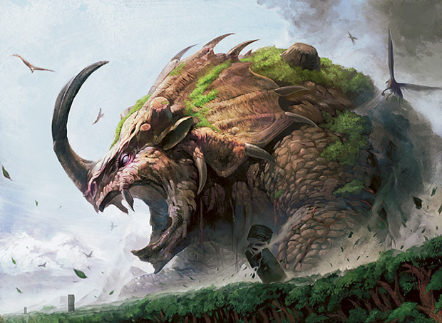 Fisiologia de Behemoth