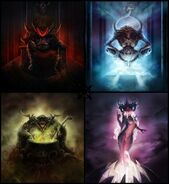 Warhammer Os Deuses do Caos