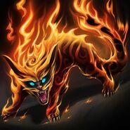 Fisiologia de Gato do Inferno