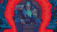 Manipulação de Matéria Darkseid