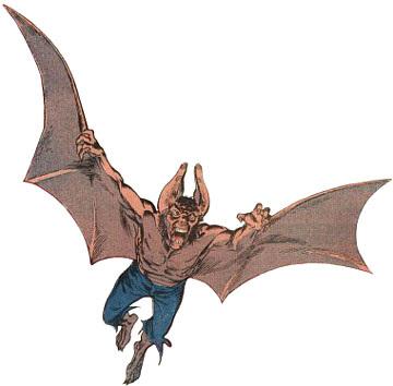 Fisiologia de Morcego
