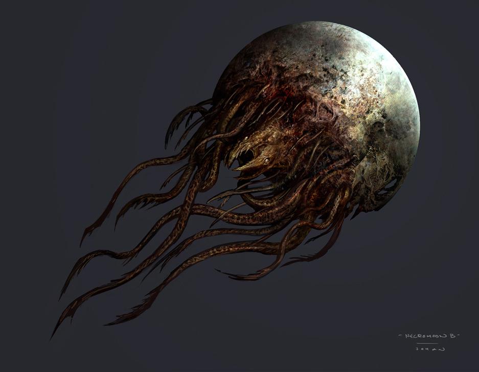 Fisiologia de Planeta Morto-Vivo