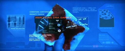 Análise de DNA