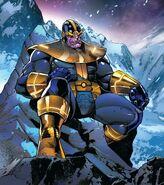 Manipulação de Matéria Thanos