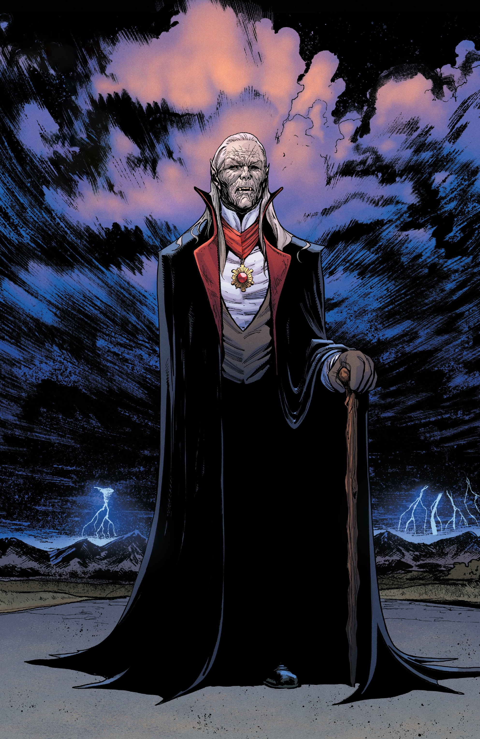 Fisiologia de Vampiro