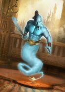 Genie by Simon Buckroyd by Binoched