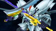 Super Robot Wars OE Cybuster All Attacks