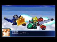 (スーパーロボット大戦BX) Super Robot Wars BX Combination attack compilation
