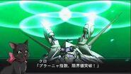 SRW OG Lord of Elemental (PSP) - Cybuster All Attacks
