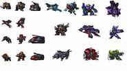 スーパーロボット大戦 64 (Super Robot Wars 64) Mech Compilation part 2