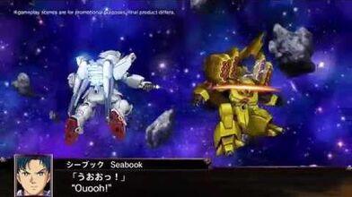 PS4,_PS_Vita_Super_Robot_Wars_X_-_First_Announcement_PV