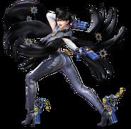 Bayonetta - Super Smash Bros. Ultimate