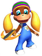 Tiny Kong (SSBK)