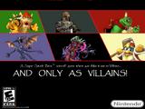 Super Smash Bros. Villains