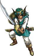 Dragon Quest IV Hero (SSBK)