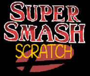 Super Smash Scratch Title