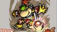 Bowser Jr's Theme - HQ Album- Mario Strikers Charged Football