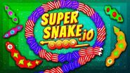 SLITHER.IO ON STEROIDS - SUPER SNAKE