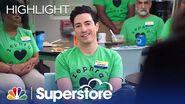 Jonah Doesn't Believe a T-Shirt - Superstore