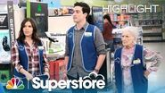 Superstore - Are You Guys Seriously Weirded Out by a Female Boss? (Episode Highlight)
