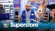 Superstore - A Lot of Firsts Today (Episode Highlight)