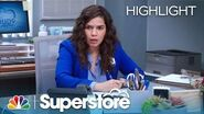 Amy Learns How Much She's Making - Superstore (Episode Highlight)