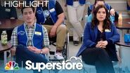 Amy Shows an Anti-Union Video - Superstore (Episode Highlight)
