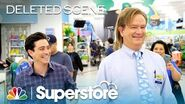 Superstore - Season 3 Deleted Scenes, Part 2 Glenn Fights With A Customer (Digital Exclusive)