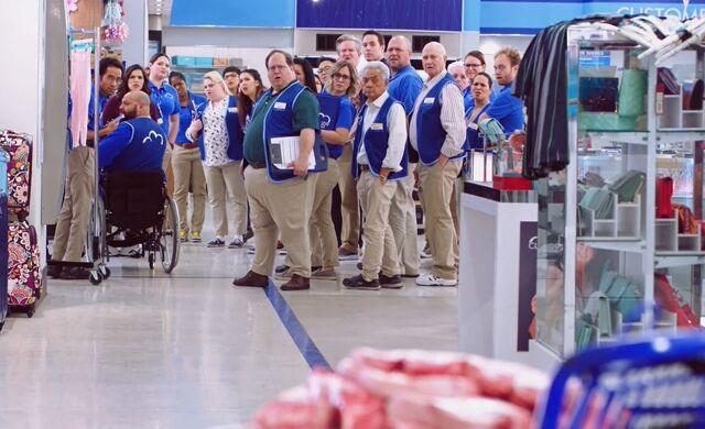 Season Four minor employees
