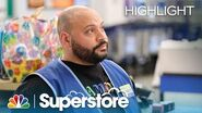 Garrett Is a Terrible Scene Partner - Superstore (Episode Highlight)