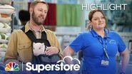 Dina and Brian Break Up the Customer Safari Game - Superstore