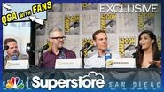 Superstore Panel Highlight Fan Questions - Comic-Con 2019 (Digital Exclusive)