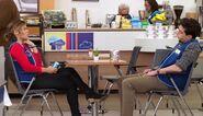 S02E14-Amy Jonah at cafe