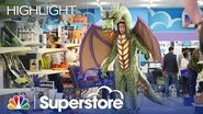Marcus Went Hard This Halloween - Superstore (Episode Highlight)